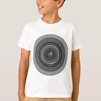 T-shirt Musique audio de woofer de sous-marin de ~ de