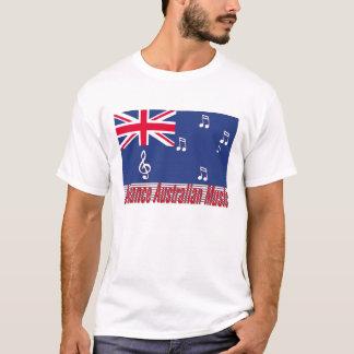 T-shirt Musique australienne anticipée
