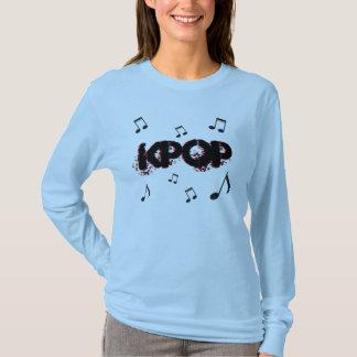 T-shirt Musique de Coréen de kpop de K-Bruit