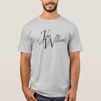 T-shirt Musique de JW