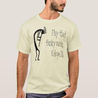 T-shirt Musique de Kokopelli