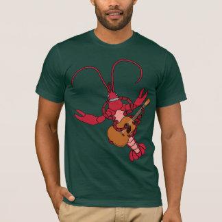 T-shirt Musique d'écrevisses