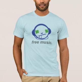 T-shirt musique libre, jammie libre
