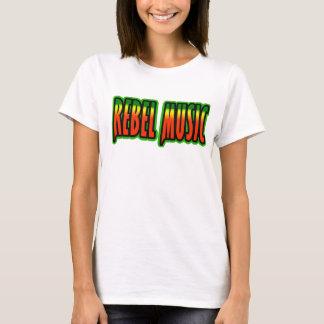 T-shirt Musique rebelle