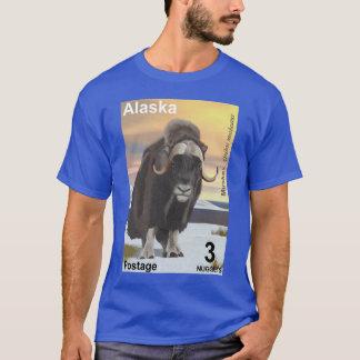 T-shirt Muskox - affranchissement de l'Alaska