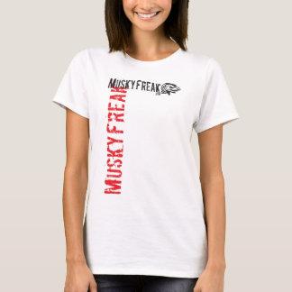 T-shirt MuskyFreak_Red