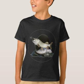T-shirt musqué