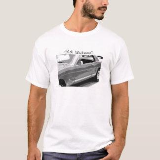 T-shirt Mustang 1968 de vieille école