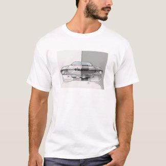 T-shirt mustang d'Eleanor