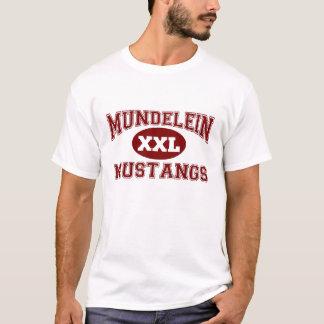 T-shirt Mustangs de Mundelein XXL