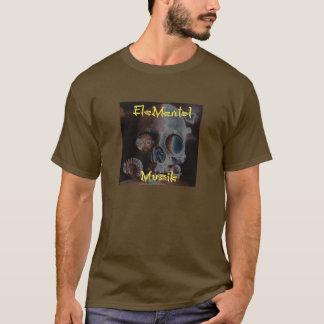 T-shirt Muzik élémentaire T