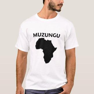 T-shirt muzungu