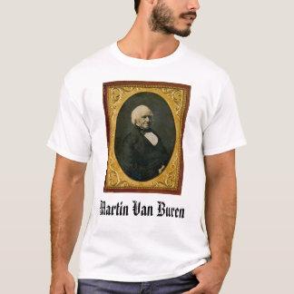 T-shirt mvb, Martin Van Buren