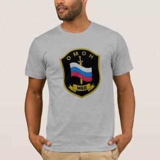 "T-shirt MVD russe Spetsnaz ""OMON """