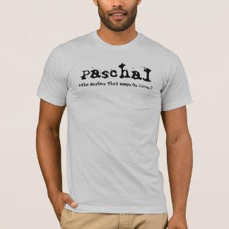 T-shirt Mystère pascal