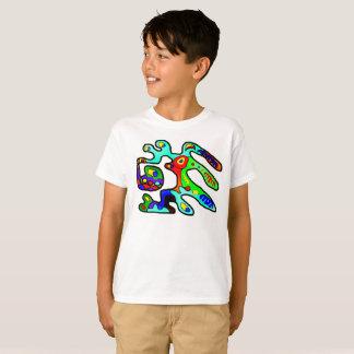 T-shirt mystérieux de dragon