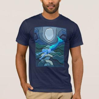 T-shirt mystique de sirène