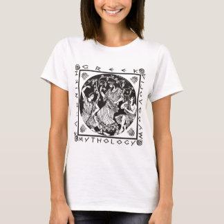 T-shirt Mythologie grecque (noir)