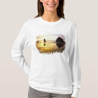 T-shirt N.A., Etats-Unis, Orégon, coucher du soleil de