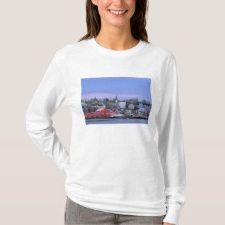 T-shirt N.A. Le Canada, la Nouvelle-Écosse. Une vue de