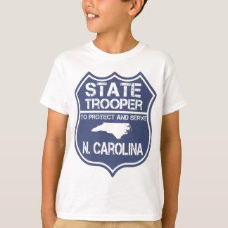 T-shirt N. soldat de la cavalerie d'état de la Caroline à