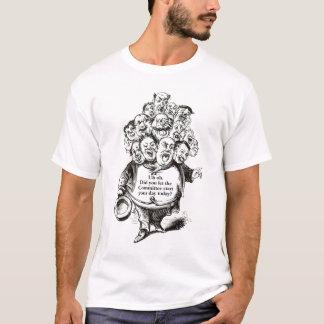 T-shirt Na d'aa - Début du Comité votre jour pour vous ?