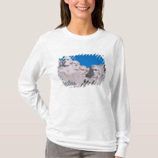 T-shirt Na, Etats-Unis, écart-type, le mont Rushmore.