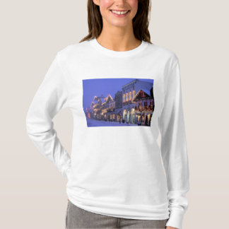 T-shirt Na, Etats-Unis, Washington, Leavenworth. Rue
