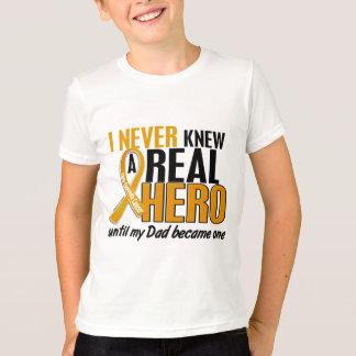 T-shirt N'a jamais connu un Cancer d'annexe de papa du