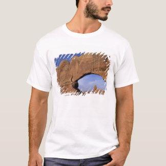 T-shirt Na, Utah, arque le parc national. Double voûte