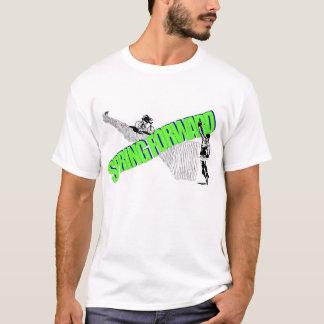 T-shirt N'achetez pas ce tee - shirt non fini