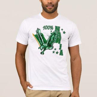 T-shirt Naija 100% pour le nigérien patriotique