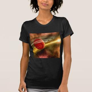 T-shirt Naissance de Saturn
