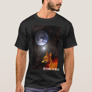 T-shirt Naissance d'un Pheonix