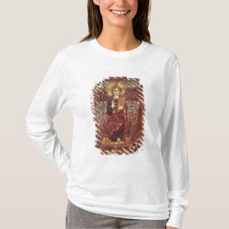 T-shirt NAL 1203 fol.3 le Christ dans la majesté, du