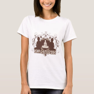 T-shirt Namaste Bouddha