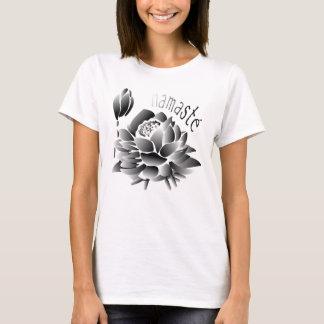 T-shirt Namaste Lotus