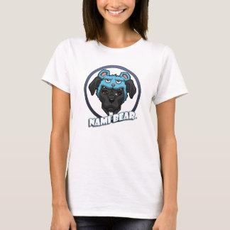 T-shirt NamiBear le logo de pitbull