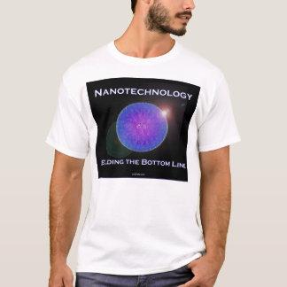T-shirt Nanotechnologie.  Établir le résultat (2)