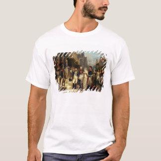T-shirt Napoleon Bonaparte recevant la Reine Louisa