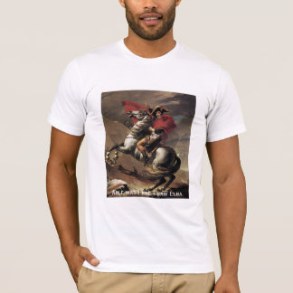 T-shirt Napoléon - capable était I avant que j'aie vu