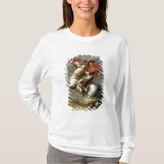 T-shirt Napoléon croisant le passage grand de St Bernard