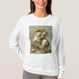 T-shirt Napoléon croisant les Alpes chez le St Bernard