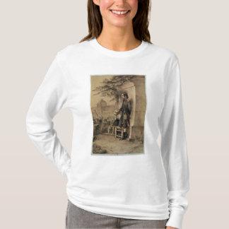 T-shirt Napoléon I au siège du Tuileries