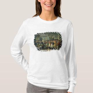 T-shirt Napoléon I recevant les députés