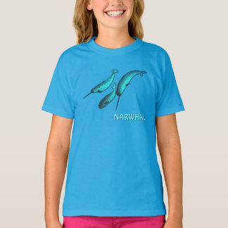 T-shirt Narwhals
