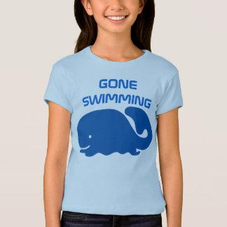 T-shirt Natation allée