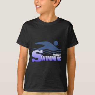 T-shirt NATATION MySport !
