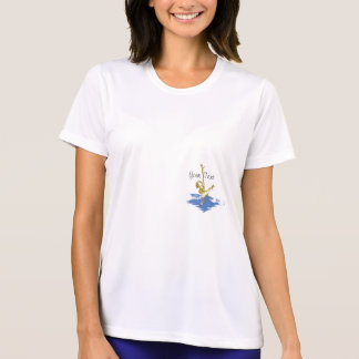 T-shirt Natation synchronisée - personnalisable