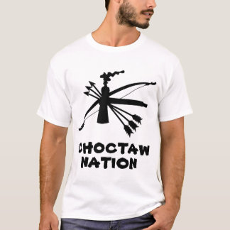 T-shirt Nation de Choctaw